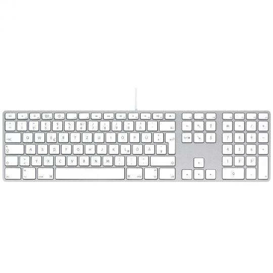 Apple Keyboard mit numerischer Tastatur